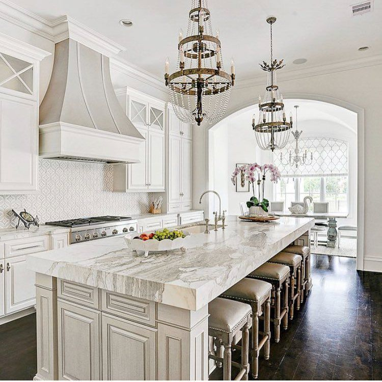53 Best White Kitchen Designs: The Best Cheap Kitchen Countertops Tips