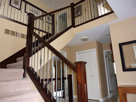 Stair Railing Ideas To Develop a Focal Point in Your Home